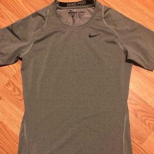 Nike Pro Dri Fit Compression Shirt